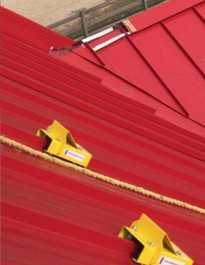 Roofrat Bracket Red Roof